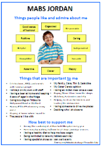 Mab's one-page profile