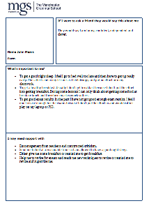 Johns One Page Profile